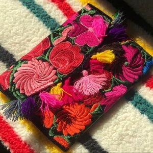 Handbags - Flora clutch purse